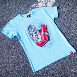JR-Wheels JR-11 (T-Shirt) Türkiz
