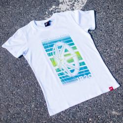 JR-Wheels JR-20 (T-Shirt) fehér