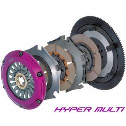 Kuplung szett Exedy Racing Hyper Multi Twin Cerametallic, rugós