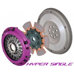 Kuplung szett Exedy Racing Hyper Single Cerametallic, rugós