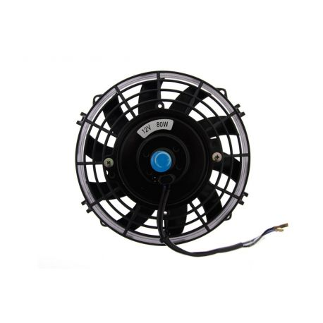 Ventillátorok 12V Univerzális elektromos ventillátor 178mm - nyomó | race-shop.hu