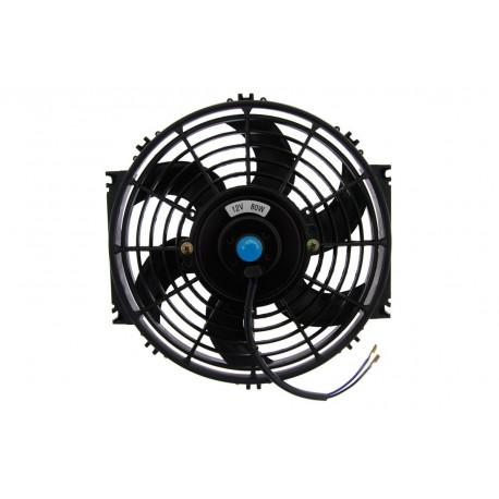 Ventillátorok 12V Univerzális elektromos ventillátor 254mm - nyomó | race-shop.hu