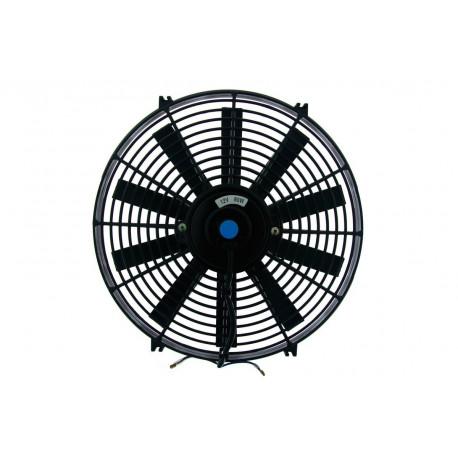 Ventillátorok 12V Univerzális elektromos ventillátor 356mm - szívó | race-shop.hu