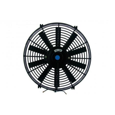 Ventillátorok 12V Univerzális elektromos ventillátor 406mm - szívó | race-shop.hu