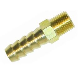 Sytec sargaréz 1/8 NPT 10mm -re