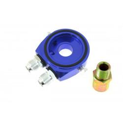 Olajszűrő adapter bemenet / kimenet AN10 blue