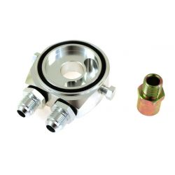Olajszűrő adapter bemenet / kimenet AN10