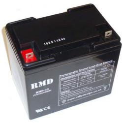 Zselés akkumulátorok RMD Racing 33, 33Ah