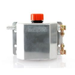 REDSPEC Premium Olaj lecsapató tartály 2 db kimenetel 12mm - tartalom 1l