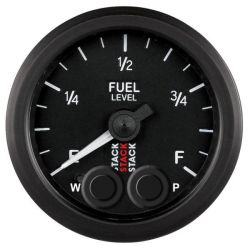 STACK Pro-Control gauge fuel level