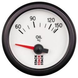 STACK gauge oil temperature 60- 150°C (electrical)