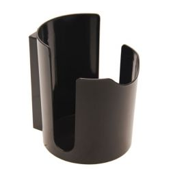 Magnetic cup holder