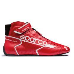 Sparco Formula RB-8.1 FIA red-white