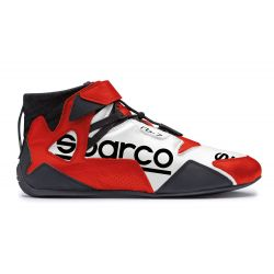 Sparco Apex RB-7 FIA white-red