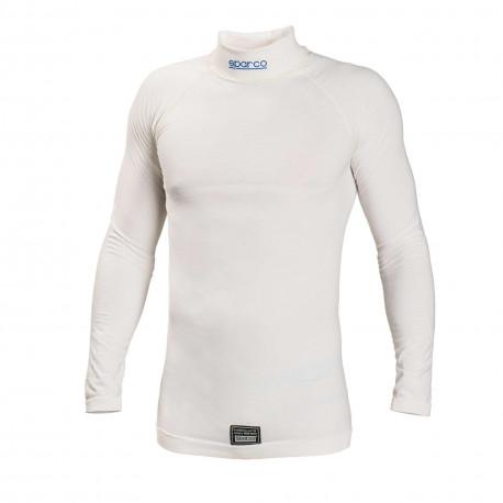 Alsőnemü Sparco Soft Touch trikó FIA homológ,fehér   race-shop.hu