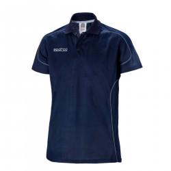 Sparco póló kék