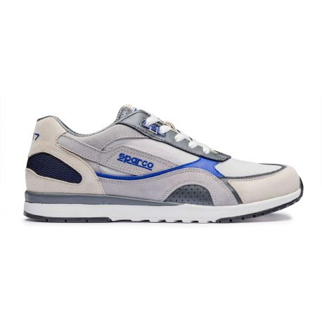 Cipők Sparco SH-17 grey/blue | race-shop.hu