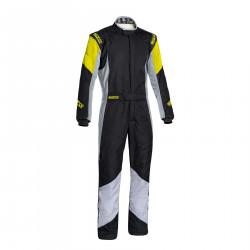 FIA overĺ Sparco Grip RS-4 fekete/sárga