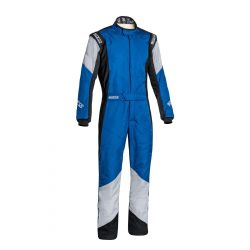 FIA race suit Sparco Grip RS-4 blue