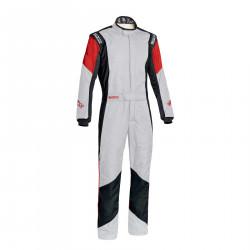 FIA overál Sparco Grip RS-4 white
