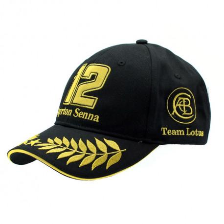 Sapkák és Baseball sapkák Ayrton Senna Classic Team cap  66f8925a4d