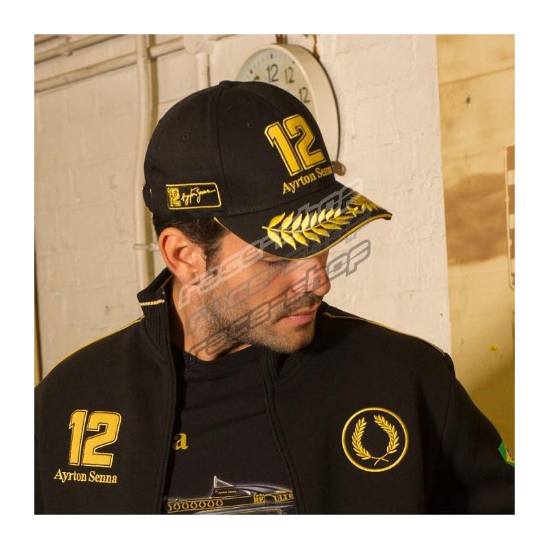 ... Sapkák és Baseball sapkák Ayrton Senna Classic Team cap  448208e965