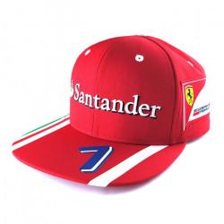 Ferrari Kimi Räikönnen cap