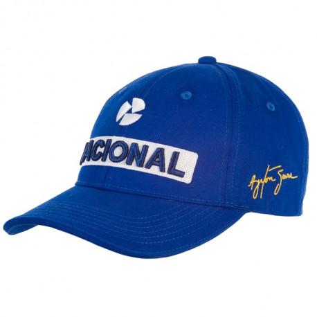 Sapkák és Baseball sapkák Ayrton Senna Nacional cap  6b3ee4585f
