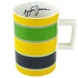 Ayrton Senna mug