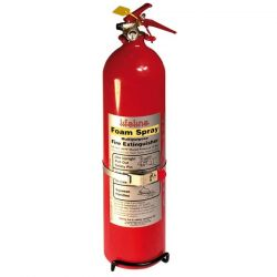 LIFELINE manual Fire extinguisher 3,7kg FIA