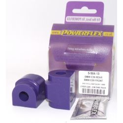 Powerflex Hátsó stabilizátor szilent 13mm BMW E39 5 Series 535 to 540 & M5