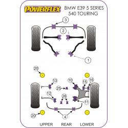 Powerflex Első stabilizátor szilent 27mm BMW E39 5 Series 540 Touring