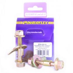 Powerflex Kerékdőlést állító csavar szet (14mm) Volvo S60 , V70-Mk2, S80-Mk1