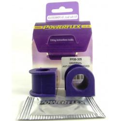 Powerflex 300 Series Stabilizátor szilent 18mm Universal Bushes