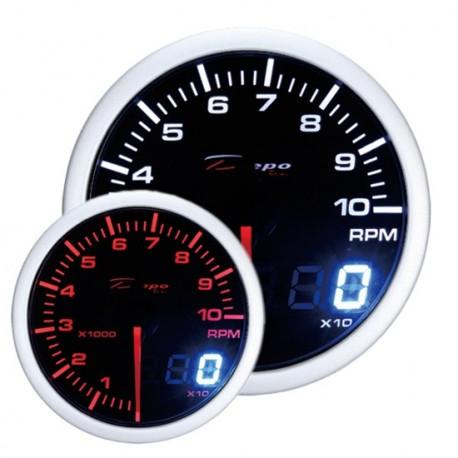 DEPO mérő órak 52mm - Dual view DEPO óra Fordulatszámmérő - Dual view széria   race-shop.hu