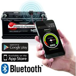 Battery Guard - Battery bluetooth monitoring