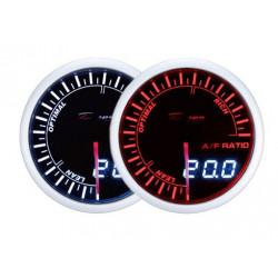 DEPO óra óra Üzemanyag / levegő arány - Dual view széria