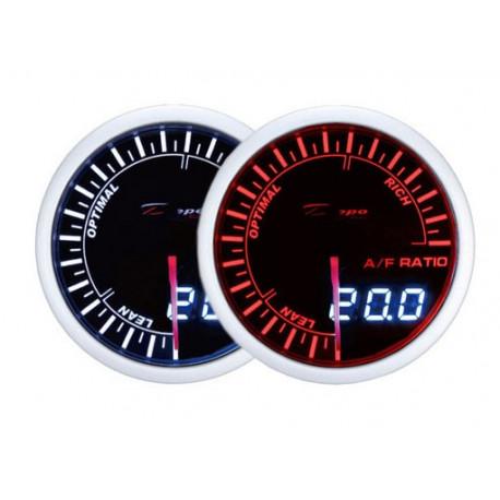 DEPO mérő órak 52mm - Dual view DEPO óra óra Üzemanyag / levegő arány - Dual view széria | race-shop.hu