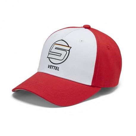 Sapkák és Baseball sapkák Ferrari Sebastian Vettel cap  d2adfd1f82