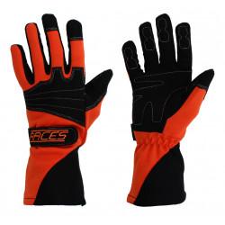 Kesztyű RACES Classic EVO2 narancs
