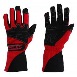 Kesztyű RACES Classic EVO piros