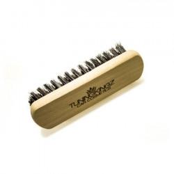 Tuningkingz Leather/ Upholstery Brush - kefe kárpithoz és bőrre 17x4,5cm