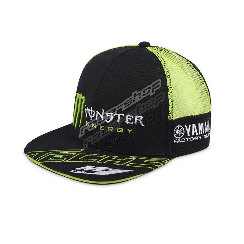 ... Sapkák és Baseball sapkák Monster Yamaha Tech3 cap  2e571184e8