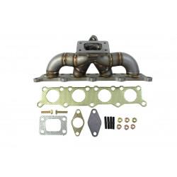 Rozsdamentes acél leömlõ Audi/ VW 1.8T T25 (külső wastegate)