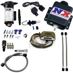 Nitrous Express (NX) Metanol befecskendező stage 2- 4 hengeres motorokhoz