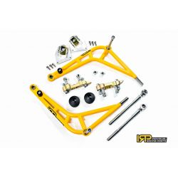 IRP lock kit (szett) V2 BMW E46