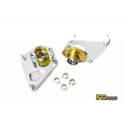 Adjustable camber plates for BMW E46