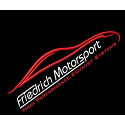 Sport Kipufogódob- Duplex Mercedes C207 E-Klasse - engedéllyel ECE (971617D-X)