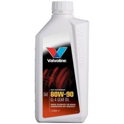 Valvoline Heavy Duty Gear Oil 80W-90 - 1l
