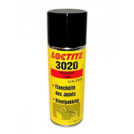 Autókémia LOCTITE 3020 - ragasztó 400ml | race-shop.hu